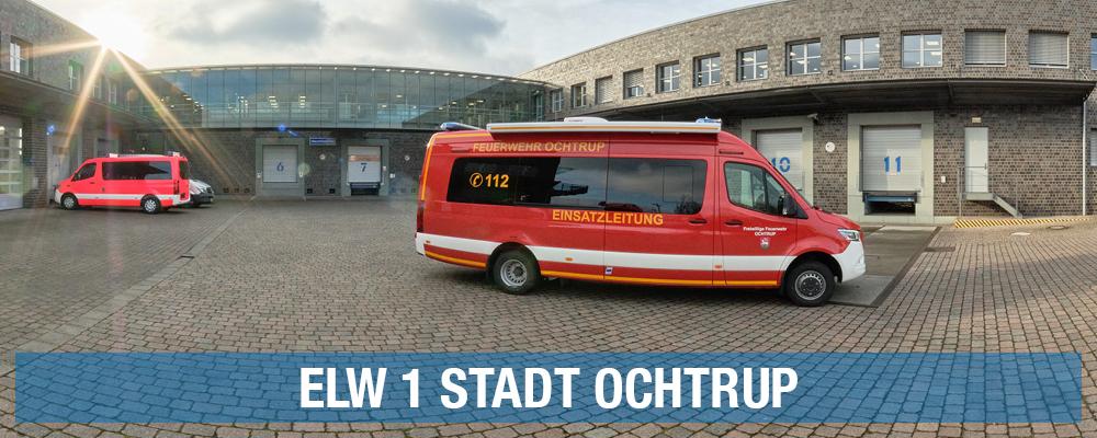 ELW 1 Stadt Ochtrup