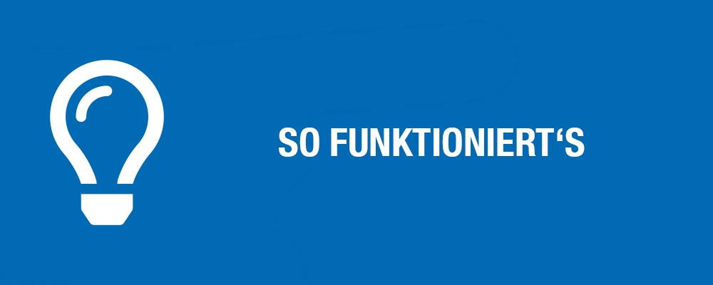 SELECTRIC So funktioniert's