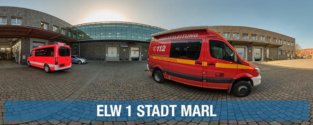 ELW 1 STADT MARL