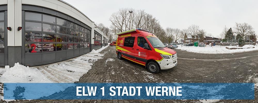 ELW 1 Stadt Werne