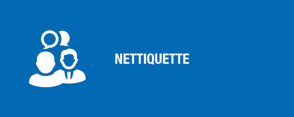 Nettiquette