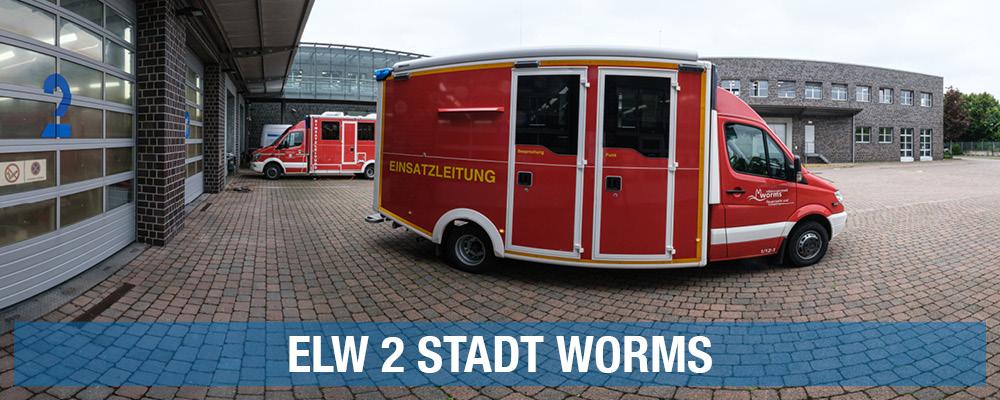ELW 1 Stadt Worms