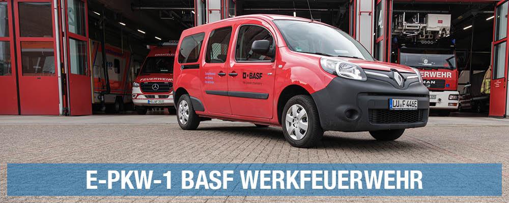 E-PKW-1 BASF WERKFEUERWEHR