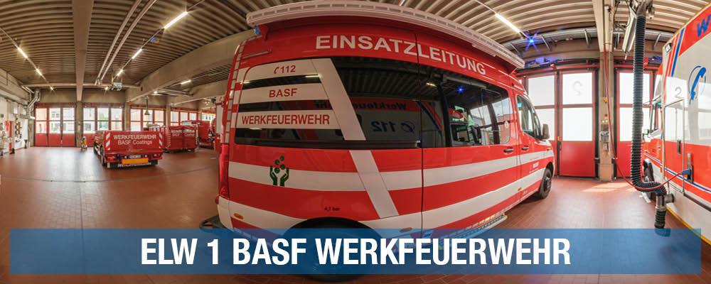 BASF Werkfeuerwehr