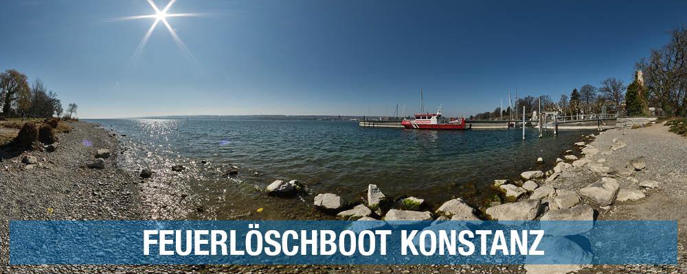 Feuerlöschboot Konstanz