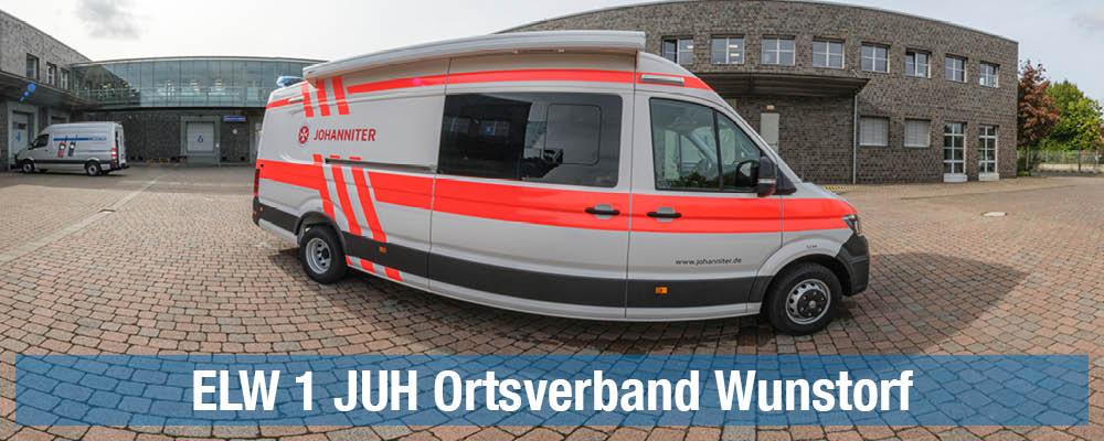 ELW 1 JUH Ortsverband Wunstorf