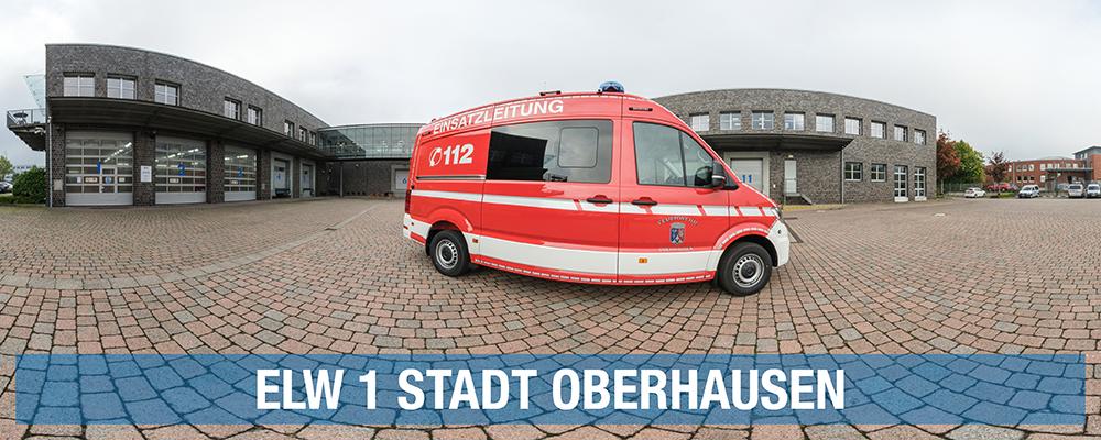 ELW 1 Stadt Oberhausen